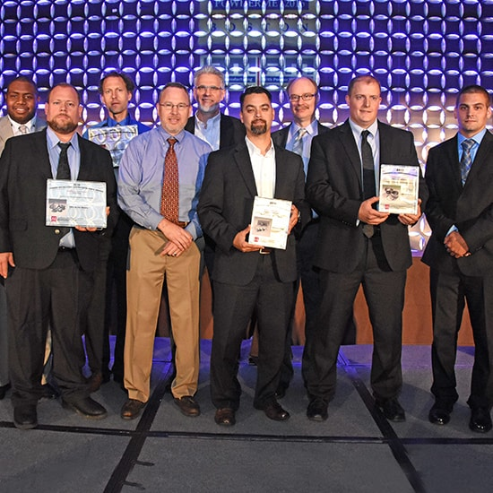 GKN Powder Metallurgy awarded for design excellence by MPIF