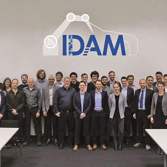 BMBF research project IDAM: Network puts metallic 3D printing on track for automotive series production
