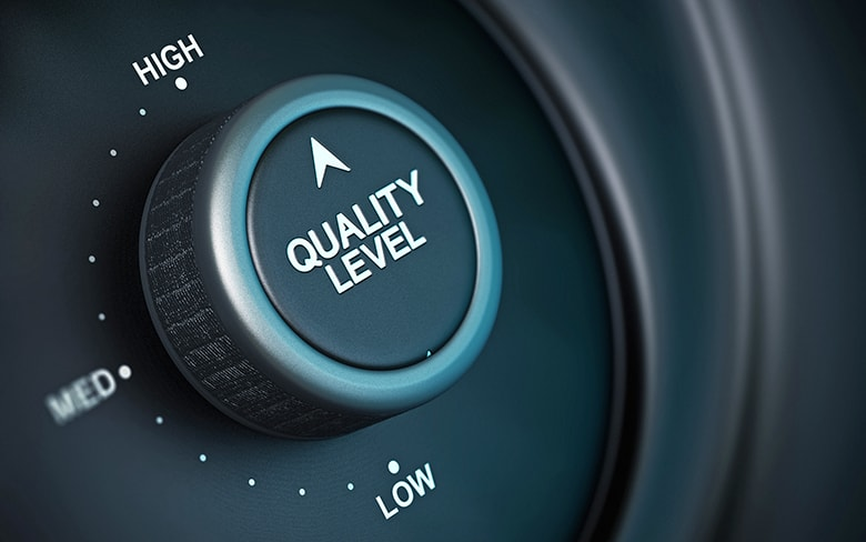 Active quality management