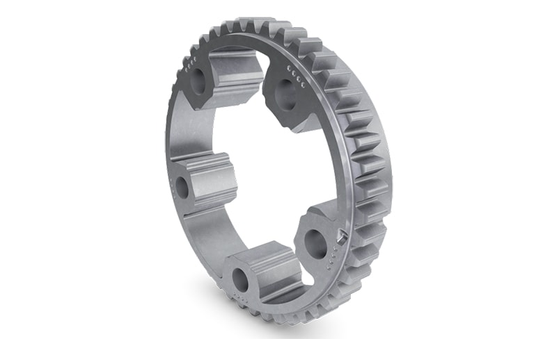 WT stator-sprocket